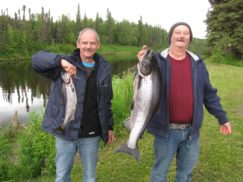 Randy and Len get the first Kings of the season